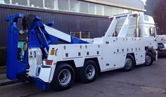 MAN TOW - R & S Recovery Services