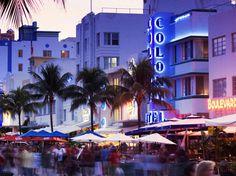 Top 5 Design Destinations for December 2015 Photos Spring Break Destinations, Travel Destinations, Spring Break Miami, Brandywine River, Miami Art Deco, Spring Shower, Travel Channel, Spring Blooms, Travel News