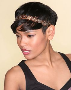 short haircuts for black women - Google Search