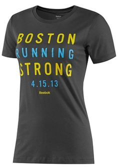Reebok Boston Strong shirts