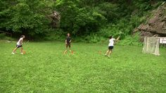 US Lacrosse Training Tips: Ground Ball to Shot