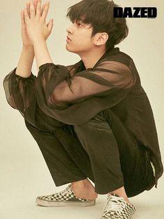 iKON's Chanwoo has his first solo photoshoot with 'Dazed and Confused' Chanwoo Ikon, Kim Hanbin, Photoshoot Concept, Men Photoshoot, K Pop, Winner Ikon, Koo Jun Hoe, Jay Song, Ikon Debut