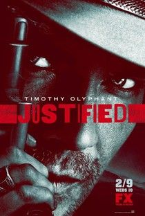 Justified (2ª Temporada) - Poster / Capa / Cartaz - Oficial 1