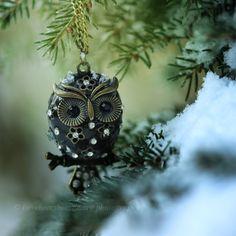 Snowy owl by lieveheersbeestje.deviantart.com on @deviantART