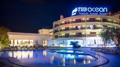 Hotel Thb Ocean Beach Ibiza Sanantonio Holidays Vacaciones