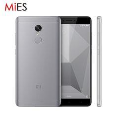 """Encontrar Más Teléfonos móviles Información acerca de Xiaomi redmi note 4x 4 x  snapdragon 625 con 8 nucleos pantalla 5.5 """" 3 GB RAM 32 GB ROM 13.0MP Lector de  Huellas  Dactilares, alta calidad 3gb ram, China phone snapdragon Proveedores, barato original xiaomi redmi note de MiES Store en Aliexpress.com"""