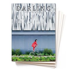 Quarterly Subscription (Free Shipping) – Darling Magazine Store
