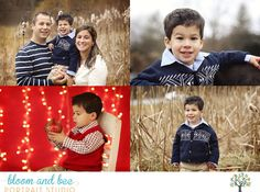 Family Session - Bloom and Bee Portraits - Guilderland NY