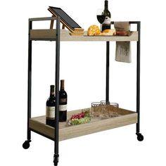 "Merton 36"" Bar Cart"