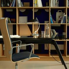6631, Luxus Tablelamp Noir Brillant Fritz Hansen