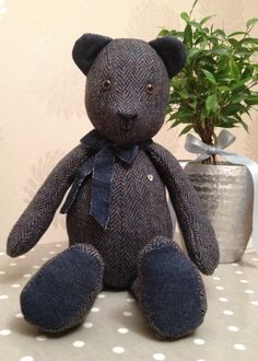 Mr Tweedy Teddy Teddy Bear, My Love, Toys, Animals, Products, Activity Toys, Animales, Animaux, Clearance Toys