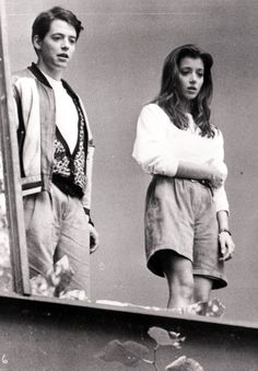 shialablunt: julieidc: sexpitch: Ferris Buellers Day Off ommmgg This movie omg theyre both so cute