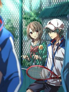 Prince of Tennis Prince Of Tennis Anime, Anime Prince, Best Anime Couples, Anime Dubbed, Anime Friendship, Manga Couple, Romance, Manga Illustration, Cosplay Girls