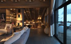 Luxury Ski Chalet, La Bergerie, Courchevel 1850, France, France (photo#5052)