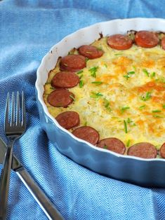 Sauerkraut frittata (low in carbohydrate) Flying Foodie.nl - This sauerkraut frittata is a low-carb version of our beloved classic: the sauerkraut stew. Sauerkraut, Food Porn, Oven Dishes, Tasty, Yummy Food, Delicious Recipes, Low Carb Recipes, Healthy Recipes, Food Videos