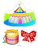 Circus Theme Activities for Preschool PreK and Kindergarten