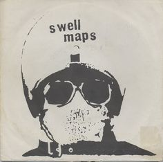 "Swell Maps - Read About Seymur [1977,  Rather Records ‎GEAR ONE | U.K.] - 7""/45 vinyl record"