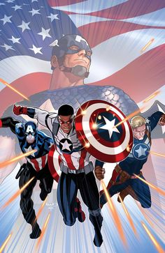 CAPTAIN AMERICA: SAM WILSON #8
