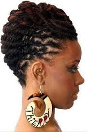 Image result for dreadlock styles for women