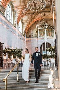 An Art Museum Celebration in the Heart of Detroit - A Detroit Wedding Celebration at an Art Museum - Lacma Museum, Art Museum, Getty Museum, History Museum, Museum Exhibition Design, Design Museum, Museum Wedding Inspiration, Museum Wedding Venues, Museum Lighting