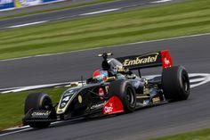 Pietro Fittipaldi conquistou a pole position para a primeira etapa do campeonato (Foto: Divulgação)