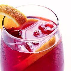 Agua de Jamaica (Hibiscus Tea) Recipe - ZipList