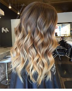 Ombre in between