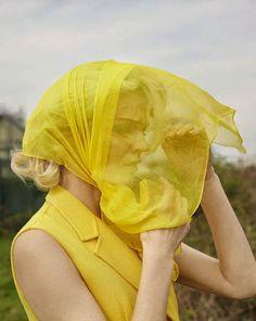 Eva Herzigova by Yelena Yemchuk for Vogue Italia August 2014