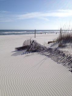 Dauphin Island, Alabama - so beautiful. Who knew?