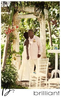 Beaches Resort, Gazebo ceremony, Turks and Caicos Islands