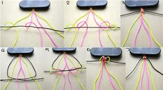 Popular Article in Learning Center Last updated Jan 8, 2013 Summary: Step-by-step instructions for a traditional knot pattern in your new friendship bracelet; furthermore, a detailed project presented as well for your reference on how to make friendship bracelets out of string.