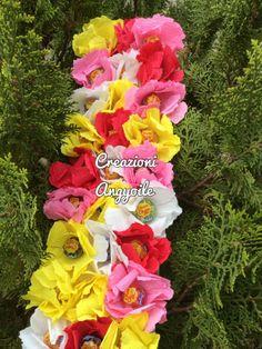 creazioni angyoile: Fiorellini golosi per un compleanno...