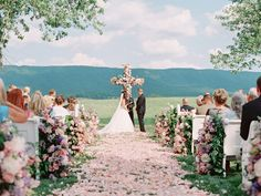 A Romantic, Fairy Tale-Inspired Wedding at a Private Residence in New Market, Virginia