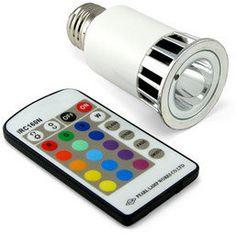 #ThinkGeek #ThinkGeek #ThinkGeek #Multi-Color #Lightbulb #w/Remote ThinkGeek :: Multi-Color LED Lightbulb w/Remote http://www.seapai.com/product.aspx?PID=1804429