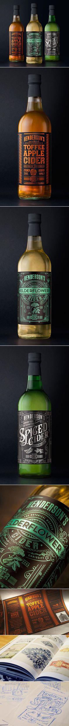 Lovely Package - Henderson's Cider