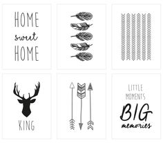 [DÉCO] DIY : Cadres Scandinaves (free printable)