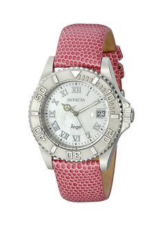 Invicta Women's 18404 Angel Analog Display Swiss Quartz Pink Watch -- Remarkable product available now.