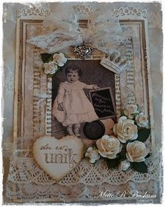 Very very pretty papercrafting ideas on website !
