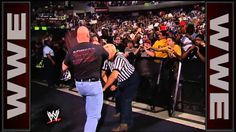 I was at this match!! A great match!! Triple H vs. The Rock - WWE Championship Match: Backlash 2000