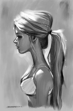 Girl by Matt Boismier