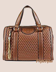 Scarleton Quilted Satchel Handbag