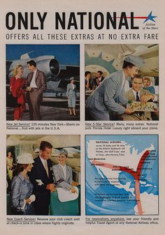 Only National - Airline of the Stars by The Pie Shops, via Flickr