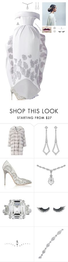 """""""Victory Tour: District 1; Party at the Mayor's Mansion"""" by theroyalsoformea ❤ liked on Polyvore featuring Simonetta Ravizza, Penny Preville, Alexander McQueen, Allurez, Napoleon Perdis, SkinCare, Chaumet and Epoque"""