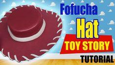Sombrero Vaquero Fofucha Jessie Toy Story - Cowboy Hat Jessie Toy Story