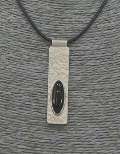 Silver Drop Earrings, Silver Bracelets, Sterling Silver Necklaces, Earrings Uk, Onyx Necklace, Pendant Necklace, Metal Jewelry, Pendant Jewelry, Silver Jewellery