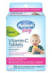 Hyland's Baby Vitamin C