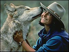 dutchers wolves | Jim and Jamie Dutcher, 'Living with Wolves'