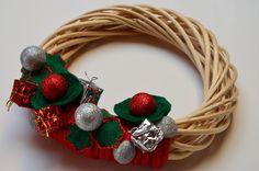 WONDERLAND: Christmas wreath 2.0. Corona d'avvento 2.0