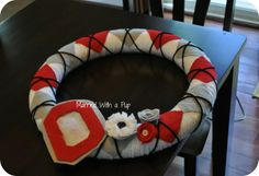 OSU wreath :)