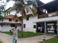 Paliyam Dutch Palace Chendamangalam